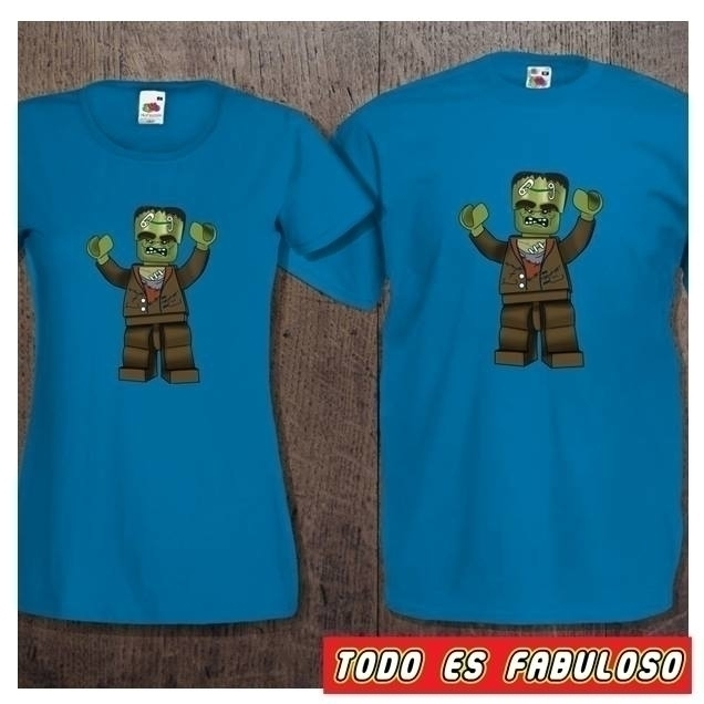 Frankenstein LEGO - #lego×#frankenstein×#tshirtdesign×#tshirtdesign×#tshirt×#illustration#digitalart#design#characterdesign#photoshop#painting#davisvrworks#drawing#conceptart - stelalo | ello