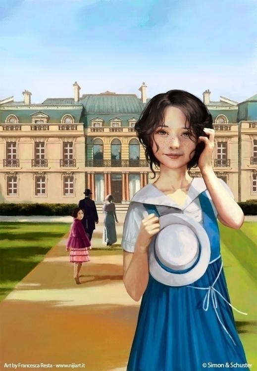 Cover illustration Secrets Mano - niji-4647 | ello