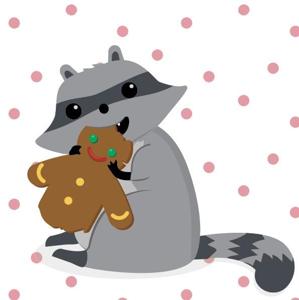 forget treat - 25daysofchristmas - beccasyracuse | ello