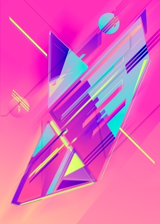 illustration, art, future, digitalart - univerz | ello