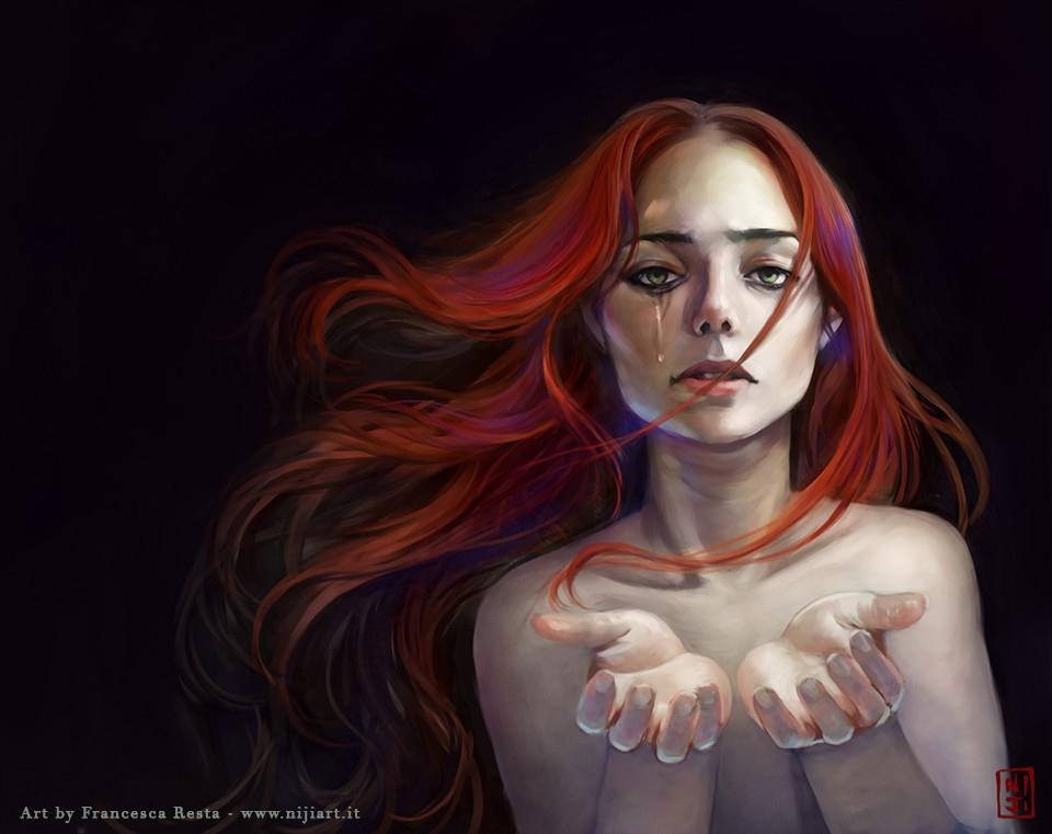 Cover illustration Elektra Chia - niji-4647   ello