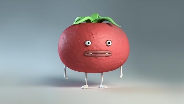 tomato man - frans-1400 | ello