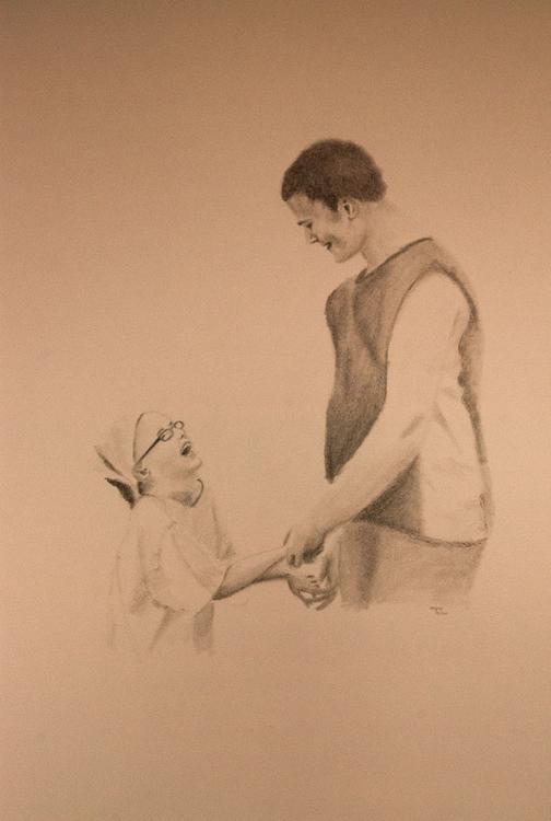 Holding Hands - waynemiller | ello