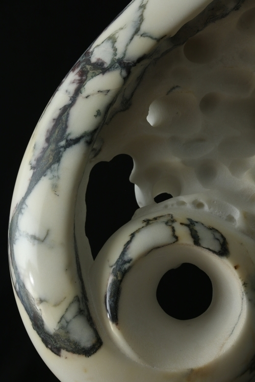 Innervision -Carrara marble scu - andrepanz | ello