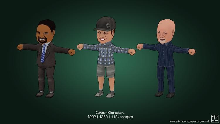 characterdesign, cartoon, character - mmkh-5844 | ello