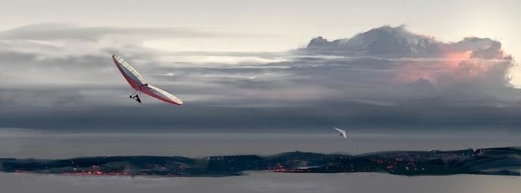 Paragliding - ricardcendra | ello