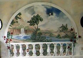 Residential wall mural - #mural - maryann-6495 | ello
