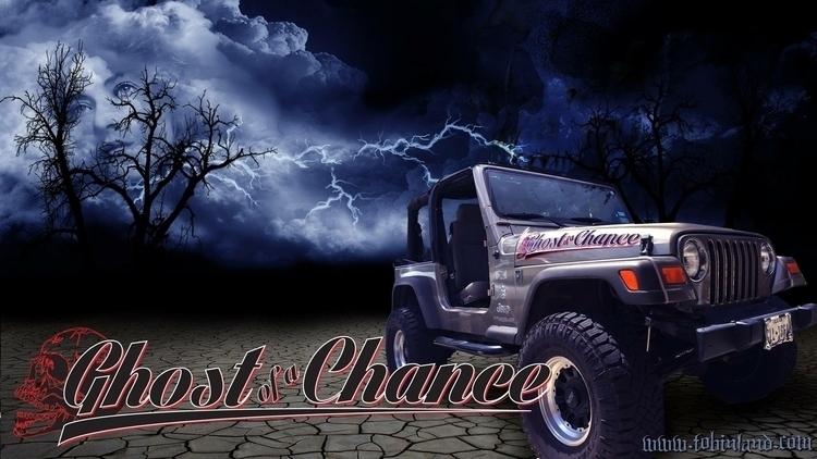 Ghost Chance - Photoshop Illust - tobinpilotte | ello
