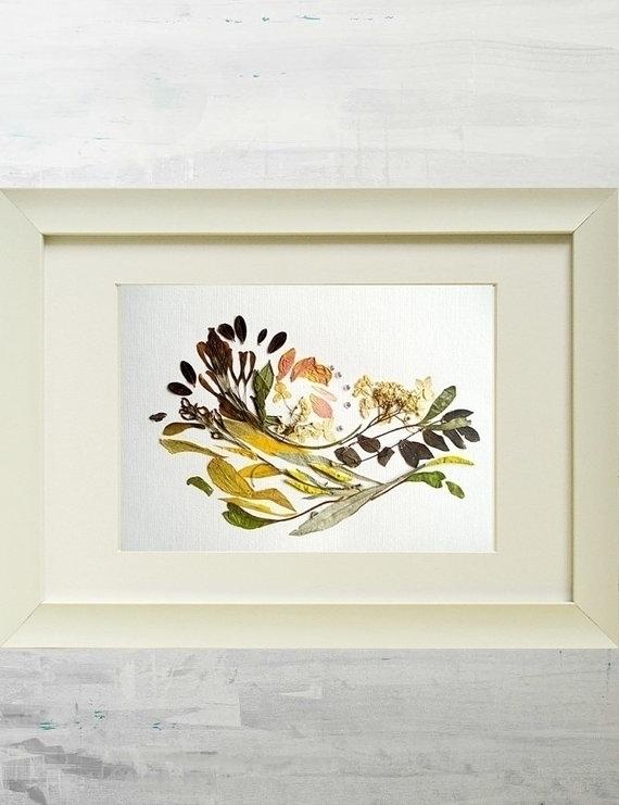 Botanical art - illustration, flowers - floralcollage | ello