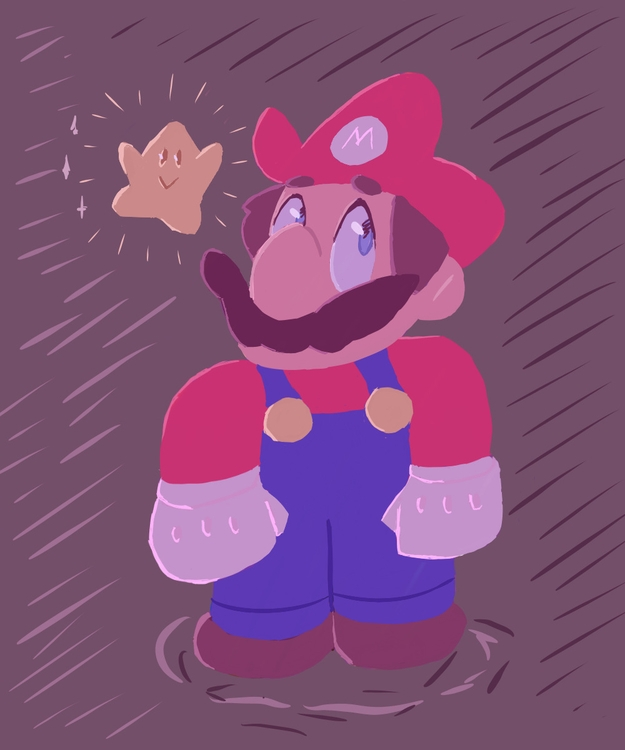 Mario - supermario, mario, gaming - rabbott-8438 | ello