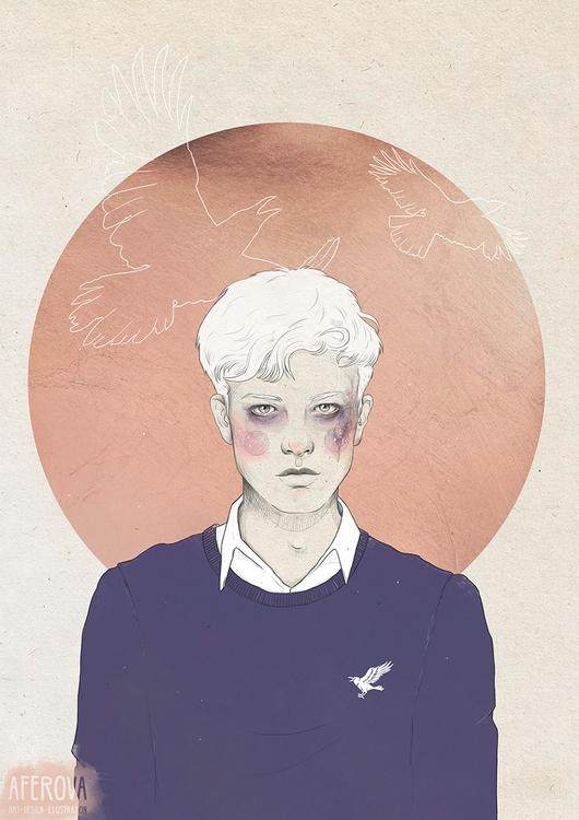 Noah Czerny - theravencycle, theravenboys - aferova | ello