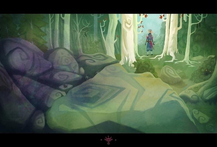 Shadow Folk. Zelda inspired dra - velusaur | ello