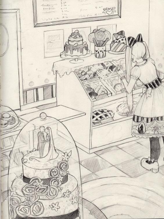 Bakery - bakery, candy, sweets, pie - shanalikeanna | ello