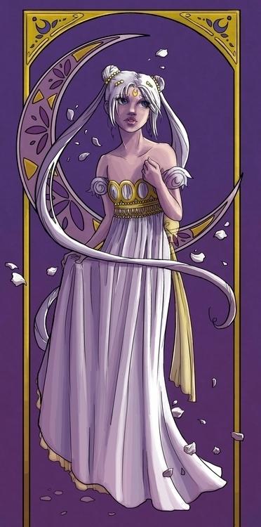 Princess Serenity- SOLD bring i - shanalikeanna | ello