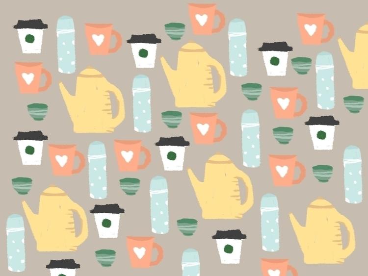 coffee - graphic - llyvn | ello
