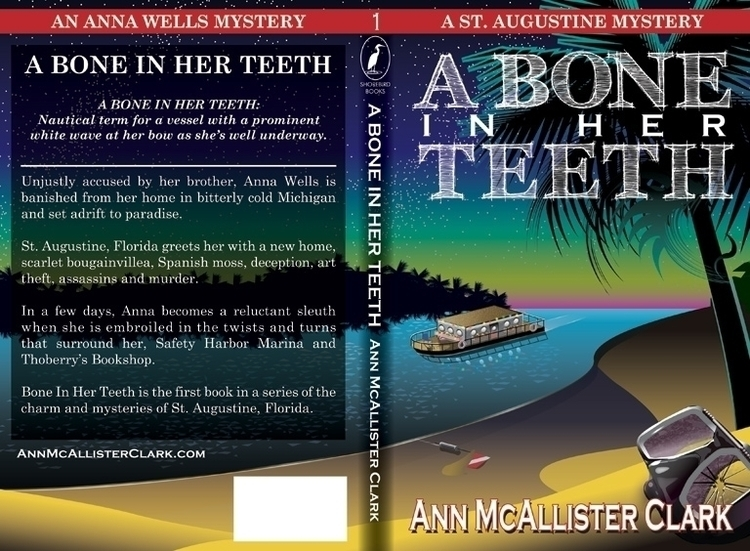 Book Cover - Bone Teeth - illustration - mrgaric | ello