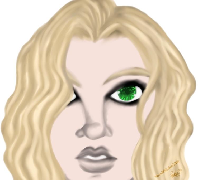 portrait main character iZombie - sakurabell | ello