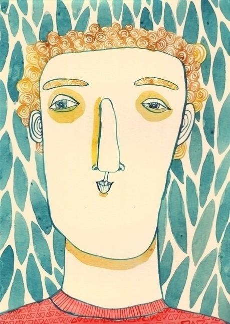 Family tree III - illustration, leaves - msarte   ello