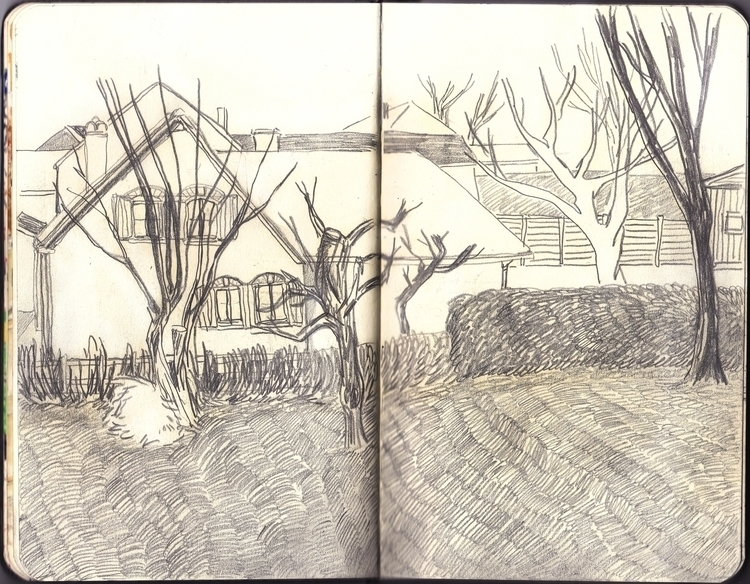sketch - sarahherlant, illustration - sarahherlant | ello