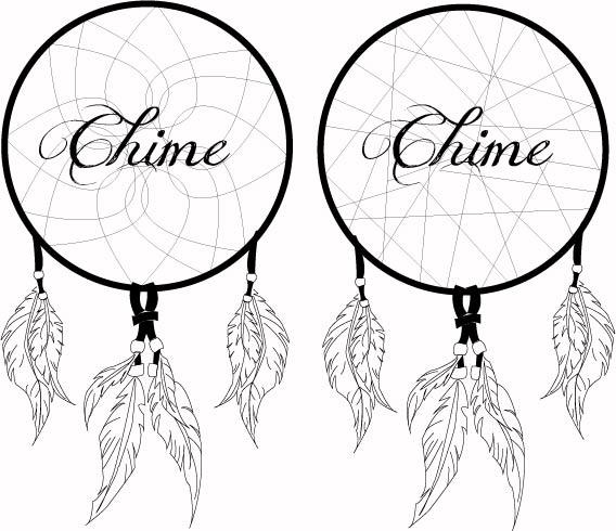 Chime logo design (School assig - syairahkimmy | ello