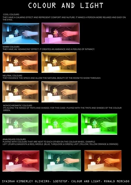 Proposed Moschino display (Scho - syairahkimmy | ello