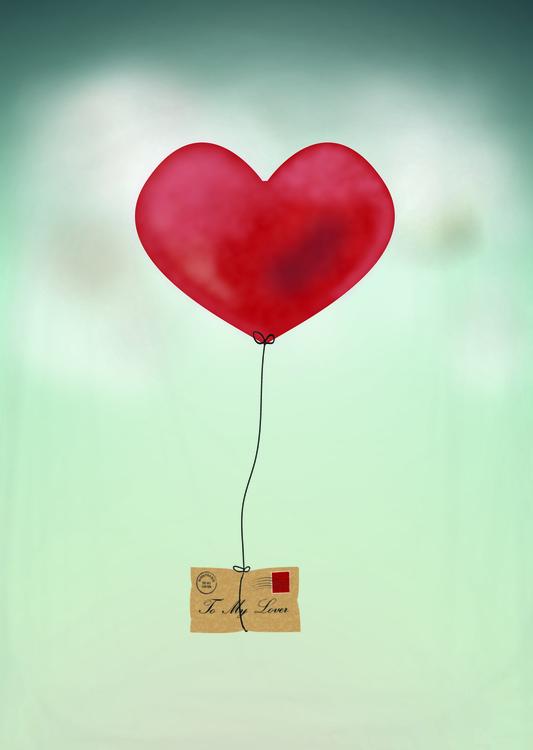 Sending Love - love, illustration - graphicrule | ello