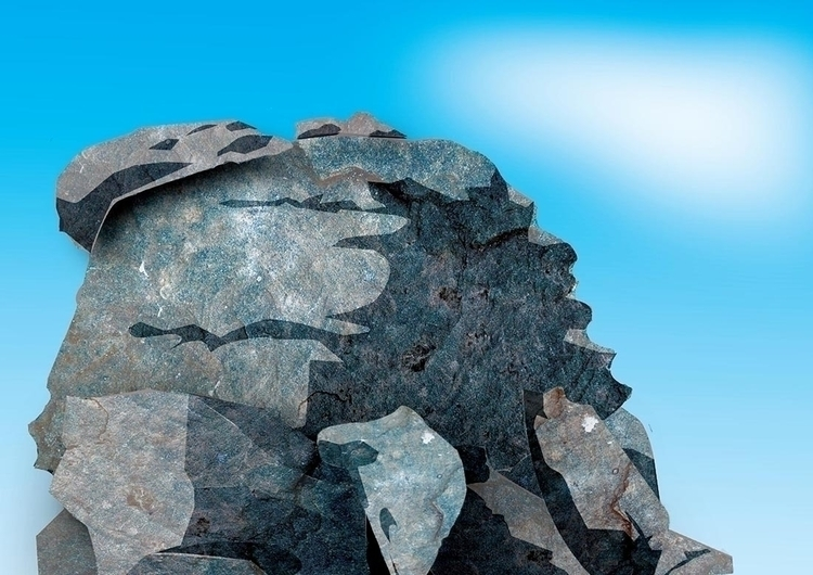 Rocks elements soil - illustration - kiwi-1078 | ello