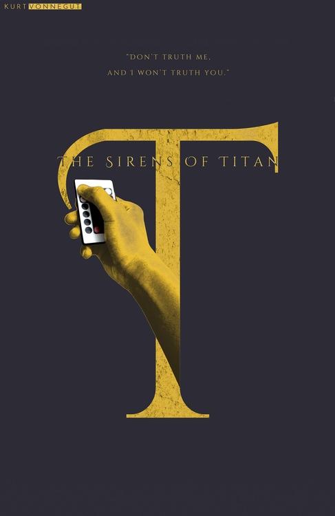 Sirens Titan, Kurt Vonnegut boo - sorrenn | ello