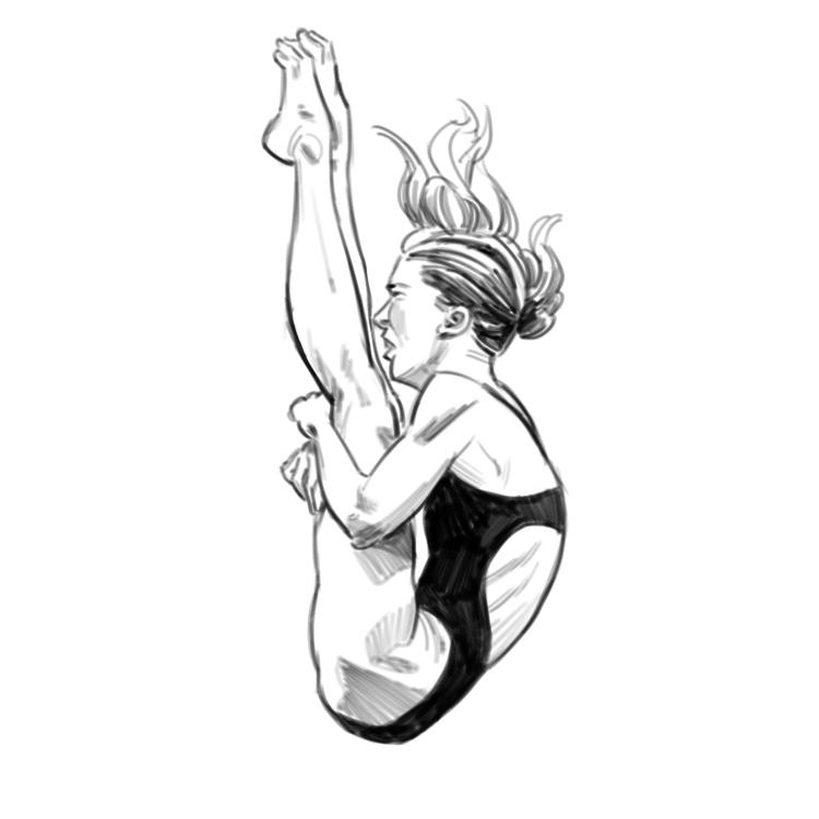 Sketch study online photo - cedricstudio | ello