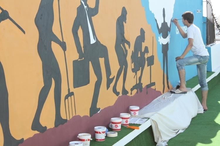 painting - hamzajabiri | ello