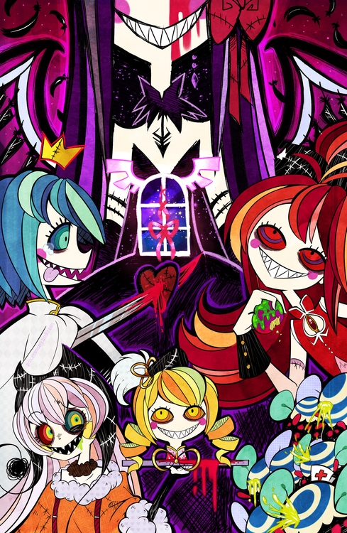witch world - puellamagimadokamagica - princessmisery | ello