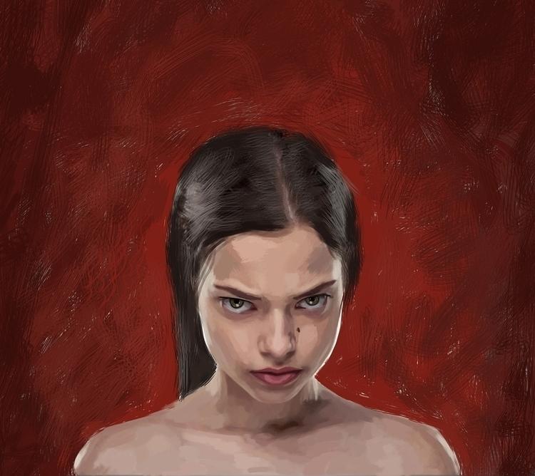 illustration, drawing, painting - anastasia_papad   ello