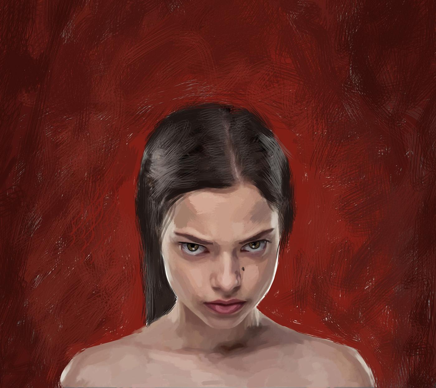 illustration, drawing, painting - anastasia_papad | ello