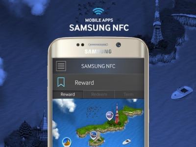 Samsung NFC Project - samsung, ui - hani-1220 | ello