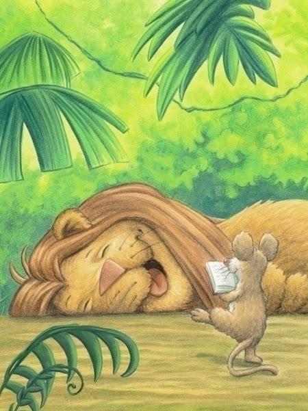 ... lion deeply sleeping - illustration - iolerosa8 | ello