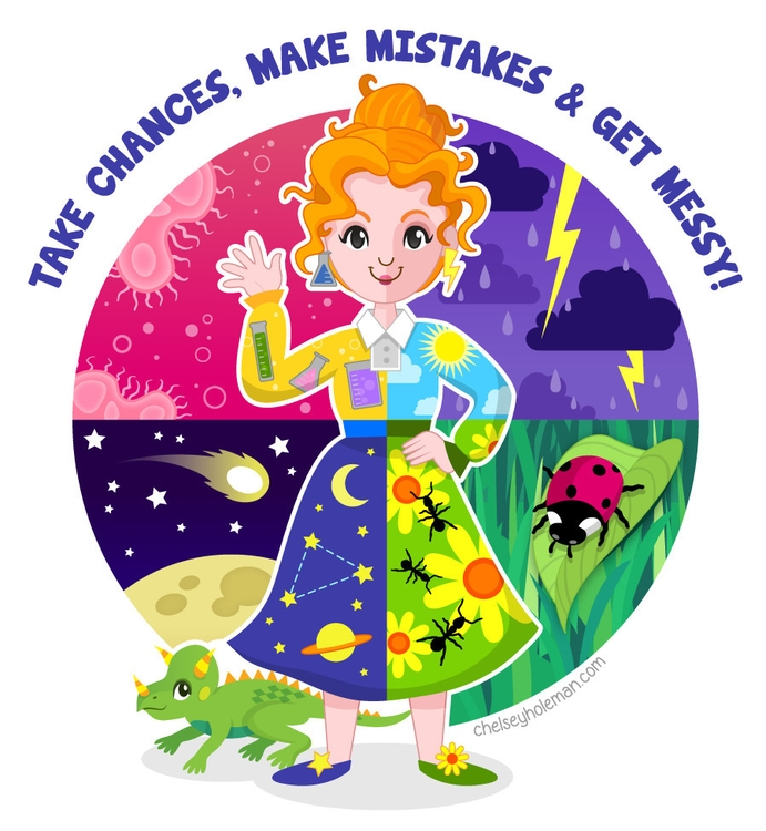 Ms. Frizzle - fanart, magicschoolbus - chelschmitz | ello