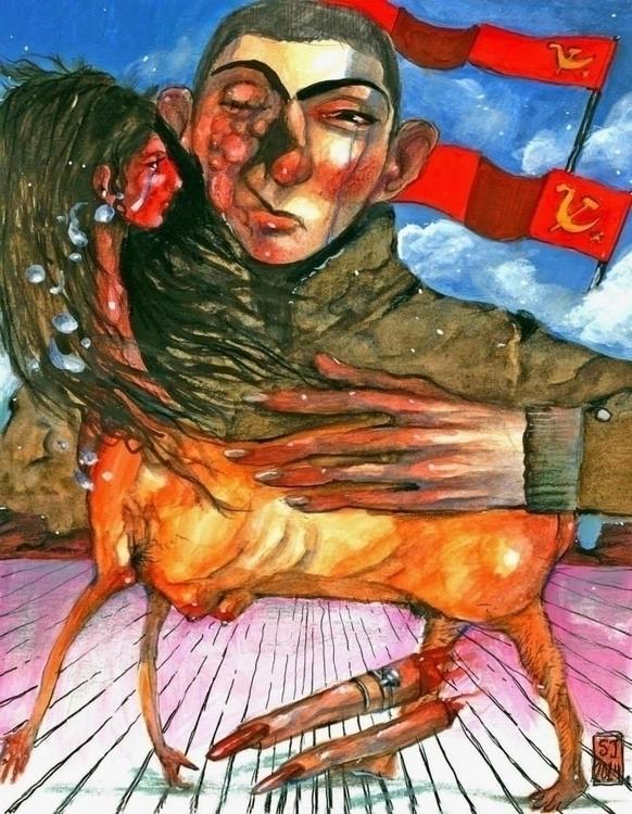 Soldier Killed Ceausescu Waterc - sarajacksonjihad | ello