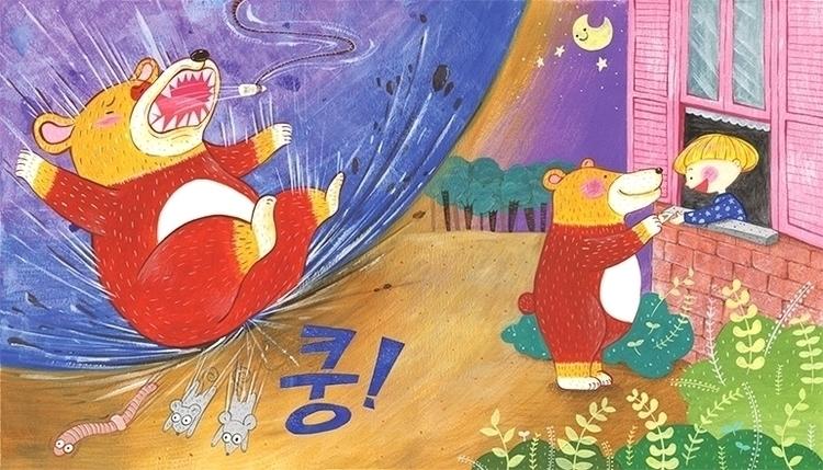 illustration, children'sillustration - eun-1516   ello