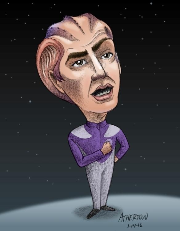 Dr. Lazarus - galaxyquest, galaxy - jimatherton | ello