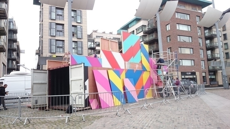 Setting - design, installation, maser - seanfinlay_ | ello