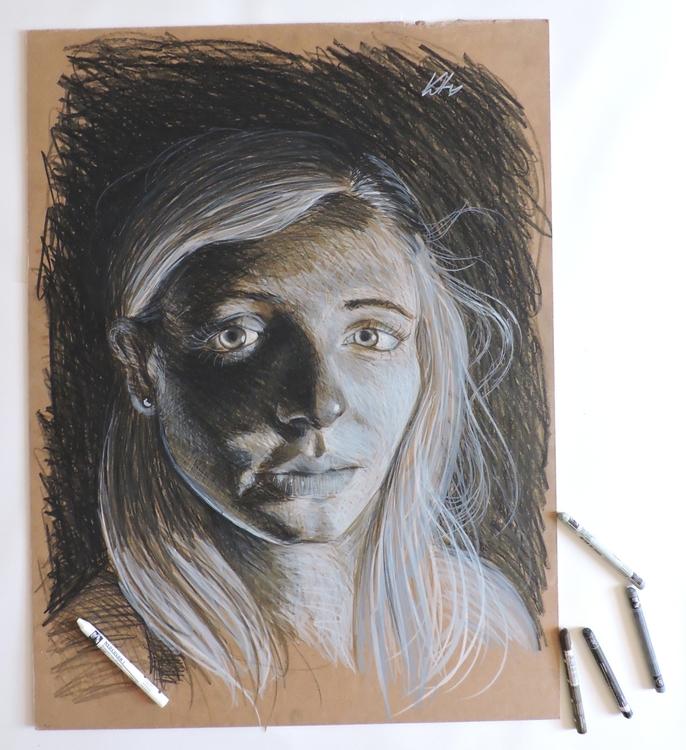 Luci Crayon - luci, schoolmate, crayon - katherinecafaro | ello