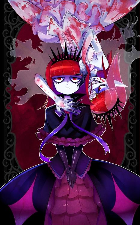 Eleanor Lenore - vampires, blood - princessmisery | ello