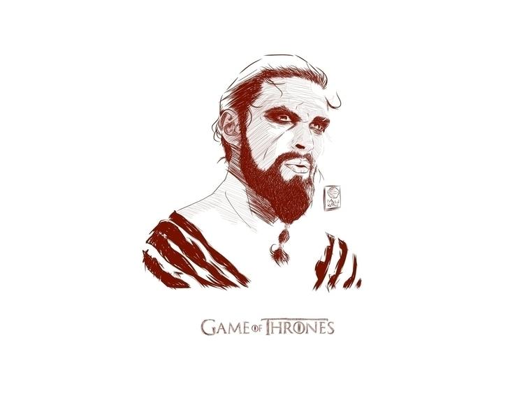 illustration, characterdesign - danilorain_ | ello