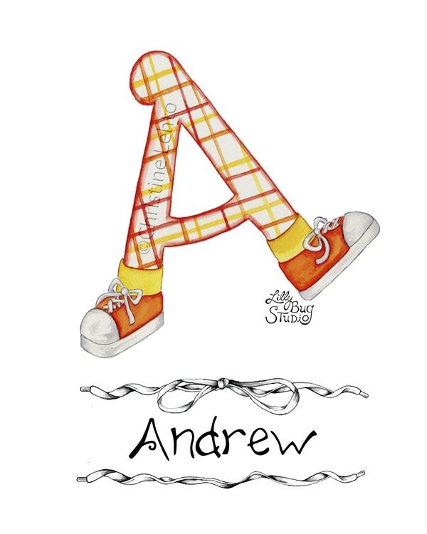 Alphabet letter personalized ar - christinel-2918 | ello