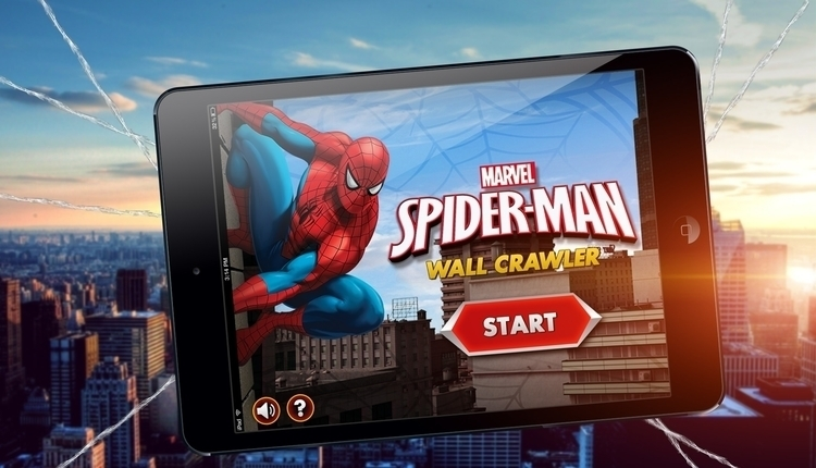 SpiderMan - Wall Crawler HTML5  - davidebianca-4059 | ello