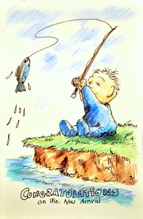 newborn fisherman - ofdalbuie | ello