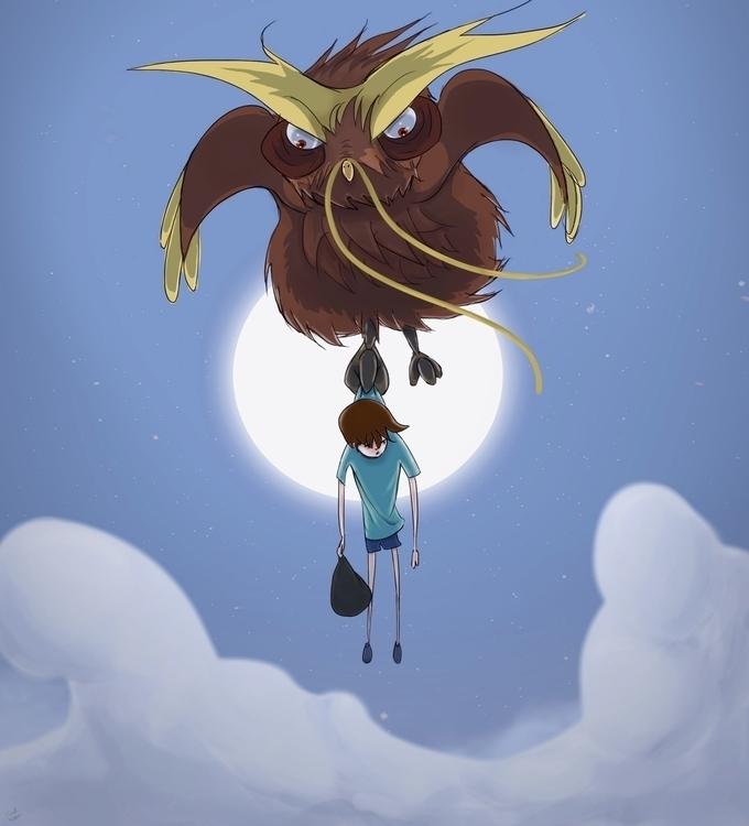 journey - illustration, children'sillustration - tarekhakeem | ello