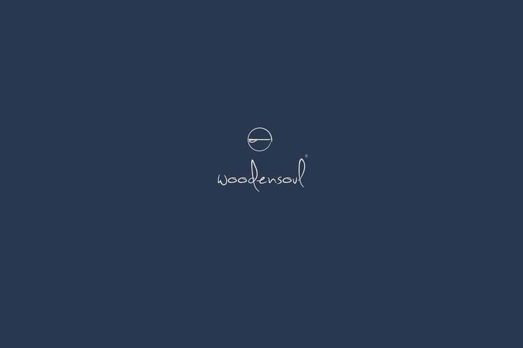 Woodensoul | Longboard Surf - logo - danilorain_ | ello