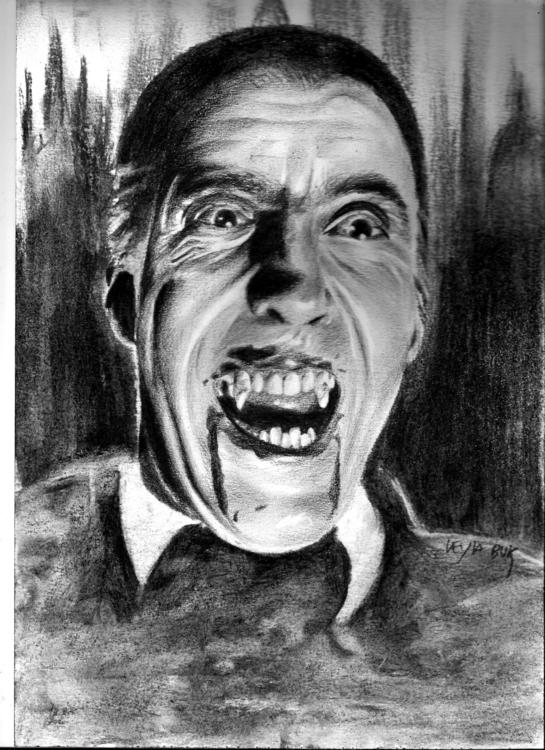 Dracula | Sombras collection, 2 - leylabuk | ello