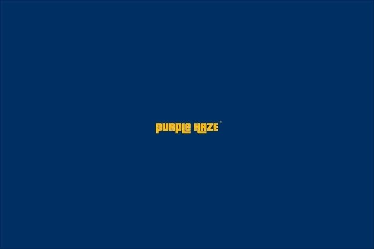Purple Haze | Vintage Shop - logo - danilorain_ | ello